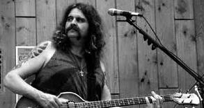 "Allen Woody---died 2000--- Bassist for ""The Allman Brothers Band"" and ""Government Mule""."