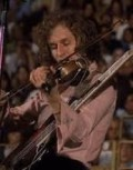 "Rick Grech---die 1990---Played fiddle in ""Traffic"" and ""Blind Faith"" with Eric Clapton and Ginger Baker."