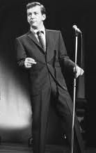 "Bobby Darin---died 1973--- A Rock & Roll Hall of Fame Inductee and a Songwriters Hall of Fame Inductee. With hits like ""Mack the Knife"" and ""Splish Splash"", how could you have a show without him?"