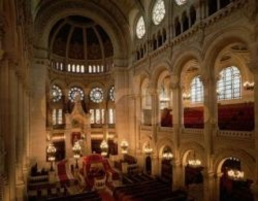 La Victoire Synagogue (synagogo.blogg.org)