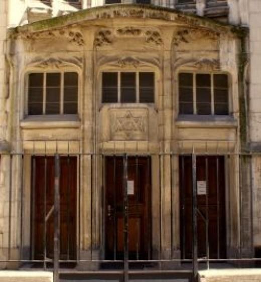 Synagogue Rue Pavee (frederictridonpics.com)