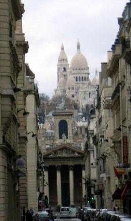 Top 10 sacred sites of paris - Metro notre dame de lorette ...
