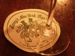 Harry's New York Bar (cocktailia.com)