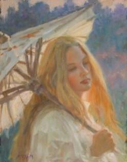 The Beautiful Art of Miriam Briks