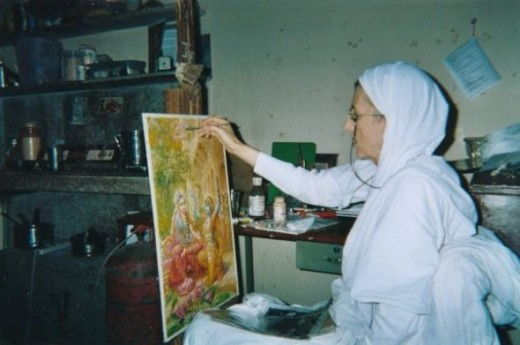 painting in 2005
