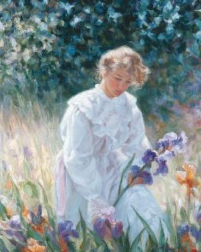 """Iris Garden"""