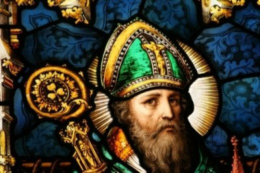 St. Patrick, Ireland's Patron Saint, The Historical Nemesis of Crom Cruach