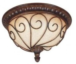 Wrought Iron Bathroom Vanity Lights are Durable and Stunning Decorations