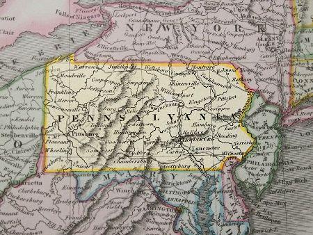 Vintage Pennsylvania
