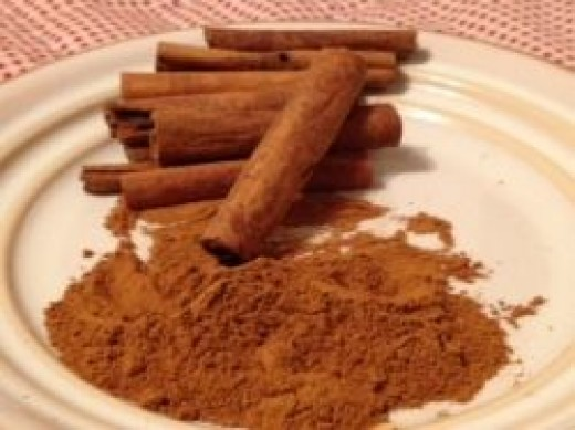 Buy cinnamon sticks and grind your own or get it already ground -- both are great options to add some pizzazz to cooking and baking!