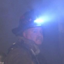 Fire Helmets and Helmet Lights