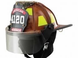 Paul Conway American Classid Fire helmet