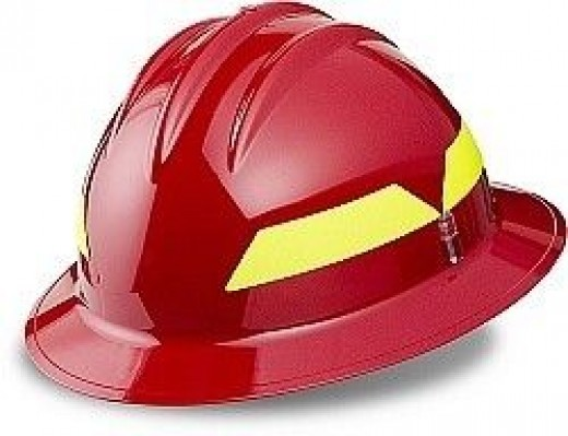 Bullard Wildland Helmet Hat