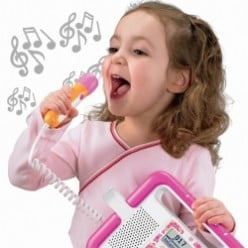 Best Childrens Karaoke Machine to Sing and Dance!
