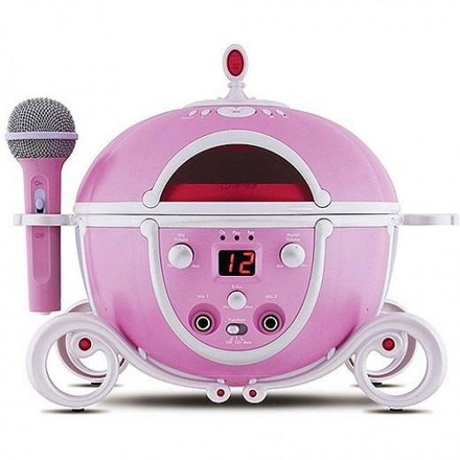 Sing Along Disney Princess CD Player