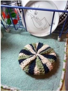 free tawashi pattern by Linda Permann