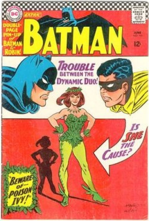 Batman #181 First Appearance of Poison IVy
