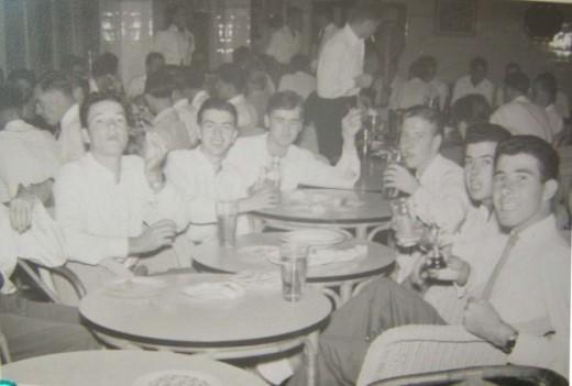 Darts Cup 1955