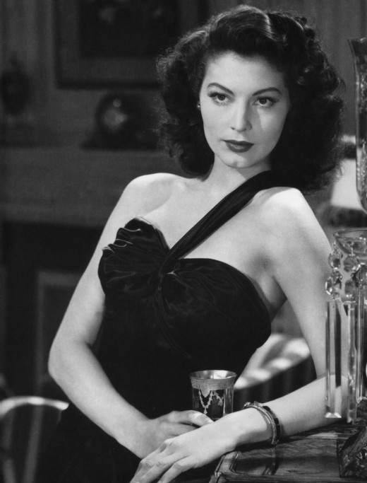 """What I`d really like to say about stardom is that it gave me everything I never wanted.""~ Ava Gardner"