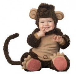 Cute Infant and Toddler Animal Halloween Costumes