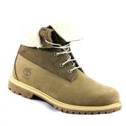 Timberland Authentics Fleece Fold Down Ladies Boot