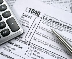 children tax return