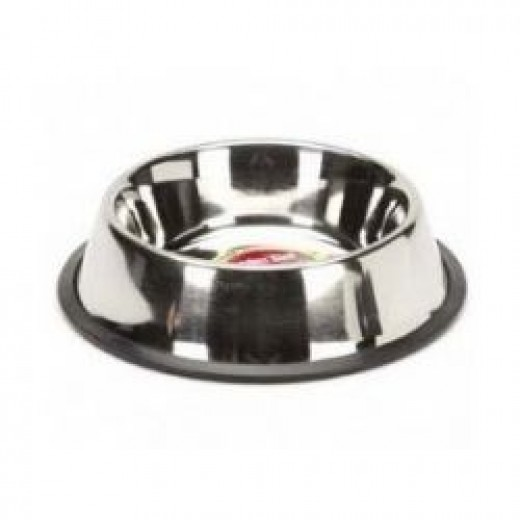 Metal Cat Water Bowl