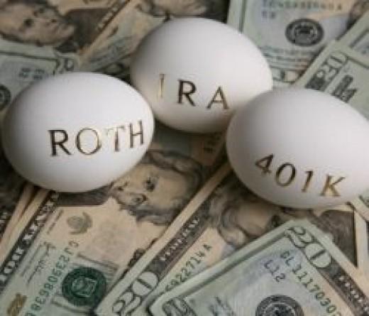 401k or roth ira