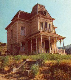 Bates Family Home  Universal Studios Tour