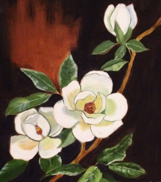 The Magnolia is the state flower of Mississippi.