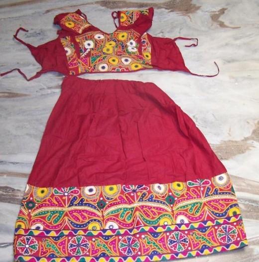 Banjaran dress