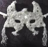 Sexy shisha mask( wall hanging)