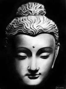 Head of a Buddha