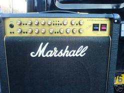Marshall Amp 6101 LM 30th Anniversary Combo
