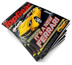 Top Gear Magazine for UK readers