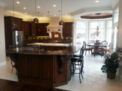 Designer:   Lisa Graham of  Building Materials Inc.  located in Fort Madison, IA Click to view more of Lisaâs designs