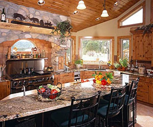Designer:   Nancy Moon of  Beckony Kitchens  located in Colorado Springs, CO  Click to view more of Nancyâs designs