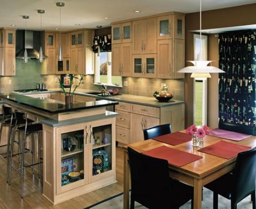 Designer:   Kathy Stevens of Euston Kitchen Co. located in Prairie Village, KS  Click to view more of Kathyâs designs