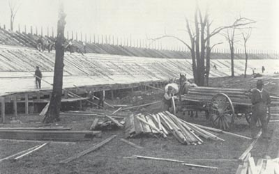 board track construction
