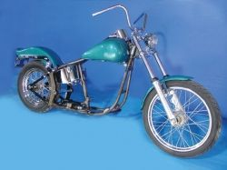 rolling chopper chassis