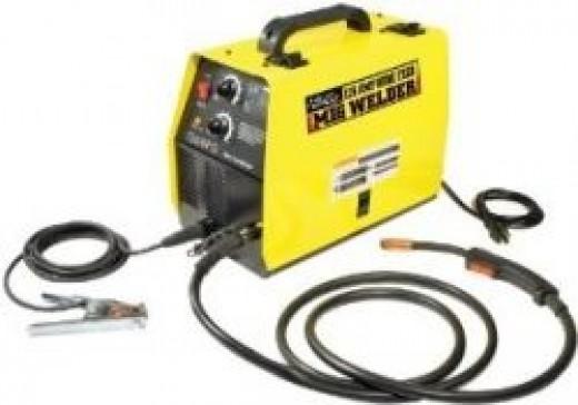 125 Amp Hot Max MIG Welder