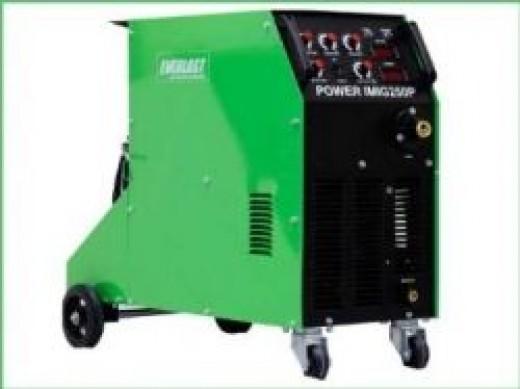 250 Amp MIG Welder