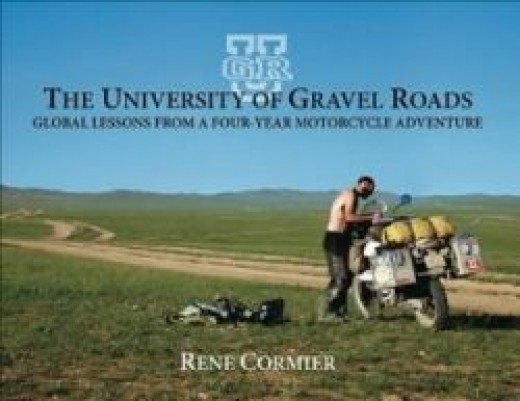 best motorcycle travel book