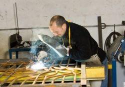 welding shop owner