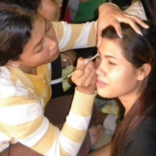 Beautifying a Face