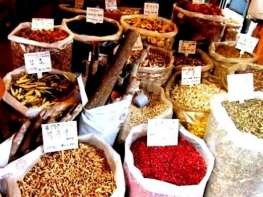Spices of Korea