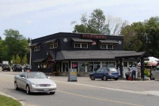 The Wine Store in Rosseau