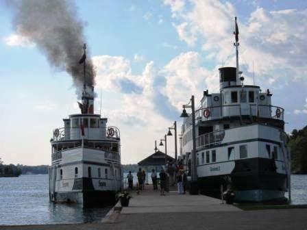 Steamships of Muskoka
