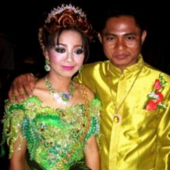 Khmer Wedding in Cambodia