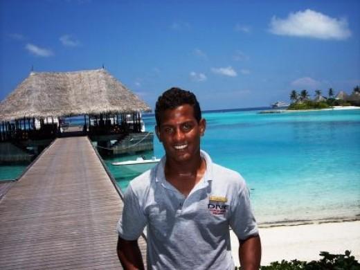 Maldives Hotel Staff
